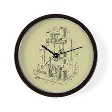 Weber 48 IDA Wall Clock