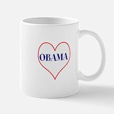 I love Obama Mugs