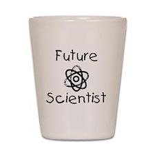 Future Scientist Shot Glass