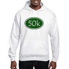 Green 50k Oval Hoodie