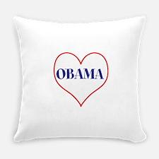 I love Obama Everyday Pillow
