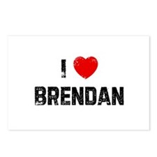I * Brendan Postcards (Package of 8)