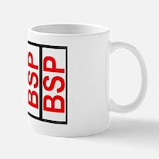 BSP SCCA Solo Class Plates Mug