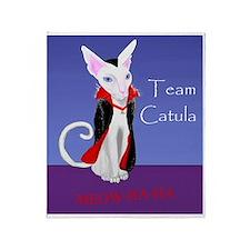 Catula Throw Blanket
