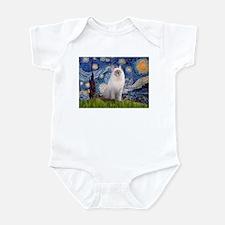 Starry Night Ragdoll Infant Bodysuit