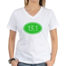 Lime 13.1 Oval T-Shirt