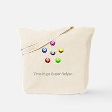 Time to go Super Saiyan Tote Bag