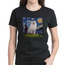Starry Night Ragdoll Tee