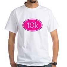 Pink 10k Oval T-Shirt