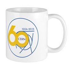CERN Turns 60!! Coffee Mug