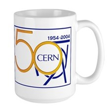 CERN @ 50! Mug