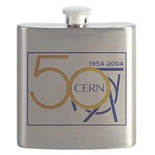 CERN @ 50! Flask