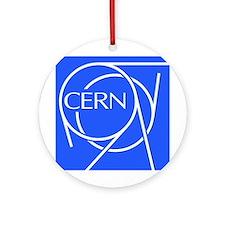 CERN Ornament (Round)