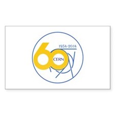 CERN Turns 60!! Decal