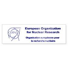 CERN Bumper Sticker