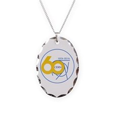 CERN Turns 60!! Necklace