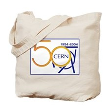 CERN @ 50! Tote Bag