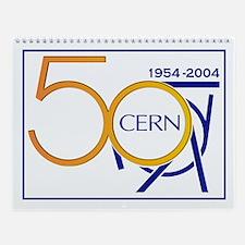 Cern @ 50! Wall Calendar