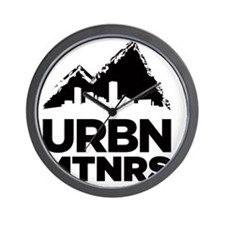 URBN MTNRS Wall Clock