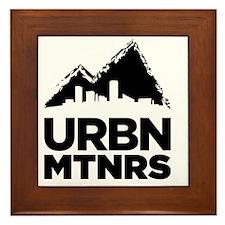 URBN MTNRS Framed Tile