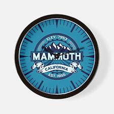 Mammoth Ice Wall Clock