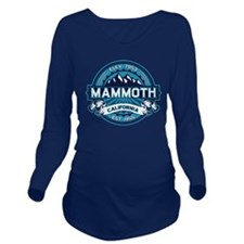 Mammoth Ice Long Sleeve Maternity T-Shirt