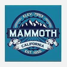 Mammoth Ice Tile Coaster