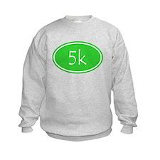 Lime 5k Oval Sweatshirt