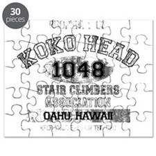 Property of Koko Head Stair Climbers Associ Puzzle