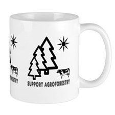 Support Agroforestry Mugs