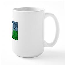 Jackal from Djibouti Mug
