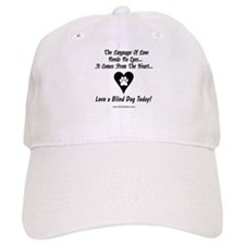 Language of Love Baseball Cap