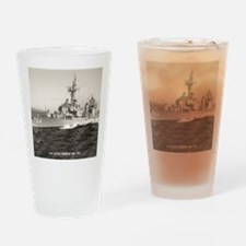 lthomas calendar Drinking Glass