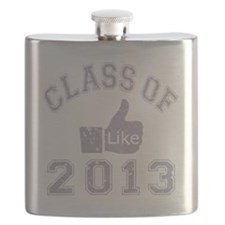 Class Of 2013 Thumbs Up Flask