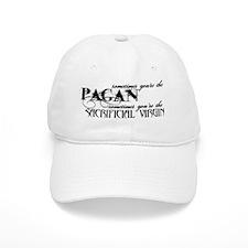 Sacrificial Virgin Baseball Cap