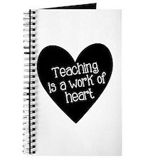 Teacher Heart Journal