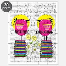 FF Ret Librarian bird 1 Puzzle