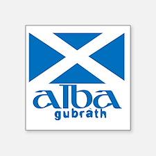 """Long Live Alba! Square Sticker 3"""" x 3"""""""