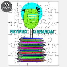 RETIRED LIBRARIAN BIRD 6 Puzzle