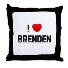 I * Brenden Throw Pillow