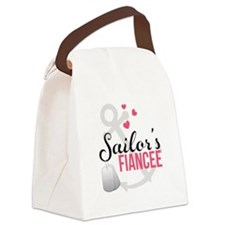 Sailor's Fiancee Canvas Lunch Bag