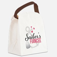Sailor's Fiancee Canvas Lunch Bag