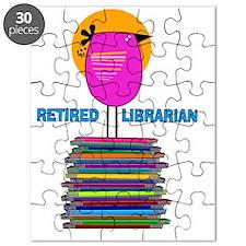 RETIRED LIBRARIAN BIRD 5 Puzzle