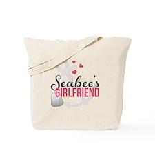 Seabee's Girlfriend Tote Bag