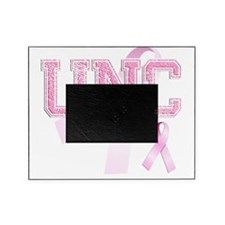 UNC initials, Pink Ribbon, Picture Frame