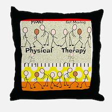 ff PT 4 Throw Pillow