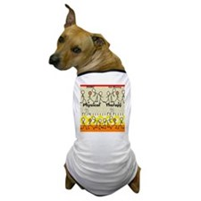 ff PT 4 Dog T-Shirt