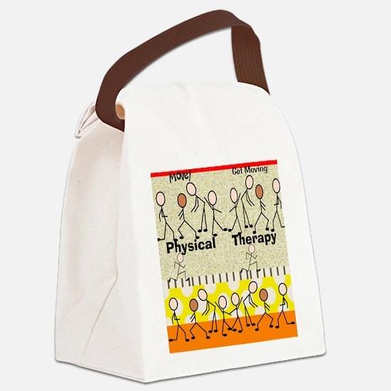 ff PT 4 Canvas Lunch Bag
