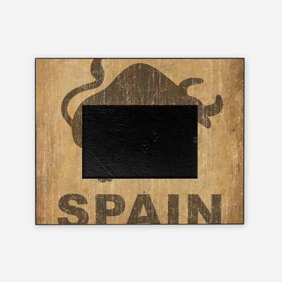 Spain Picture Frame