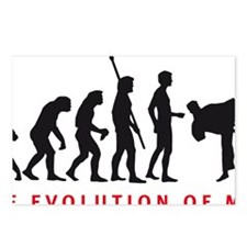 Evolution Kampfsport B 2c Postcards (Package of 8)